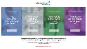 pharmaphorum connect customer engagement